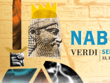 Naomi and Nathan on Nabucco –interview